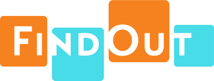 Findouts logotyp